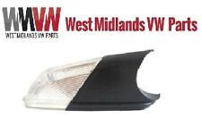 VW POLO SKODA OCTAVIA RIGHT DRIVERS SIDE WING MIRROR INDICATOR LAMP LIGHT