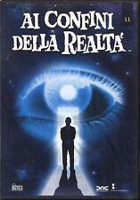 Ai confini della realta' 11 - DVD 2006 EDITORIALE USATO OTTIME CONDIZIONI