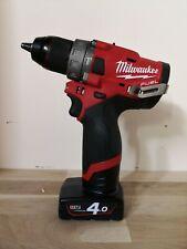 Milwaukee M12 Fuel Brushless Drill