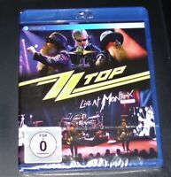Zz Top Live At MONTREUX 2013 blu ray Rapide Expédition Neuf & Ovp