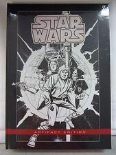 Star Wars Artifact Edition Art Book ~ Hardcover Sealed w/ Box ~ IDW