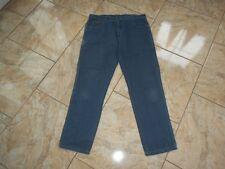 H3398 Wrangler INDIANA Hose W36   Gut Blau