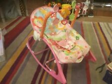 Fisher Price Infant-to-Toddler Rocker Baby Rocking Chair Vibrating