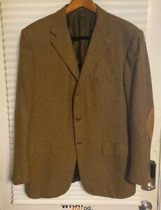 Kiton Cashmere Sport Coat XL/EU54/US44.  Fully handmade
