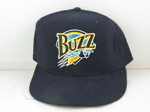 Salt Lake City Buzz Hat (VTG) - Pro Model by New Era - Fitted 7 3/8
