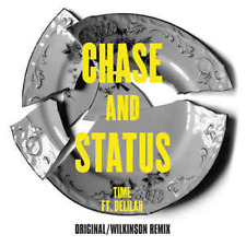 Chase and Status* – Time Label: RAM Records – RAMM 97