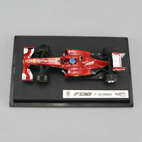 Mattel HOTWHEELS 1/43 FERRARI F138 F.ALONSO Formula1 F1 Diecast Racing Car Model