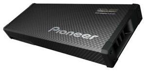 Pioneer TS-WX70DA - 2x 16 cm Aktiv Subwoofer mit 200 Watt (RMS: 100 Watt)