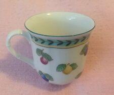 Villeroy & Boch 10 Oz Coffee Cup Mug French Garden Fleurence