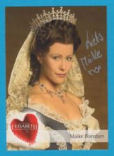 "Maike Boerdam - Musical - "" Elisabeth "" - # 16734"