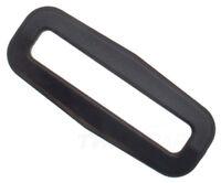 Fünfeck Fünfkant Ring Schlaufe 30mm Kunststoff #417 Fünfeckring 10 St