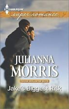 Jake's Biggest Risk (Those Hollister Boys)-ExLibrary