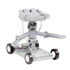 Miniature Construction Robot Powered by Salt Water Children Preschool Toys