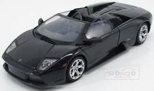 Lamborghini Murcielago Roadster 2007 Black Met MotorMax 1:18 MTM73169BK