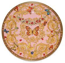 "Rosenthal Versace Le Jardin 4 PIECES Service Plate Charger 12"" 30cm"