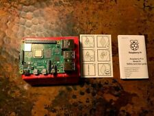 Raspberry Pi 4 Computer Model B 1GB RAM