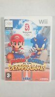 Mario & Sonic at the Olympic Games Beijing 2008 (Nintendo Wii, 2007) - PAL