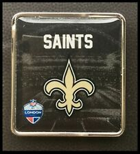 New Orleans Saints NFL International Series 2017 London American Football Pin