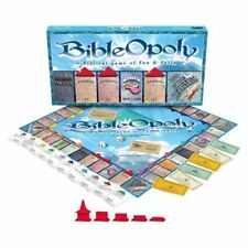 Bibleopoly Board Game Like Monopoly by Late for The Sky Bible Opoly