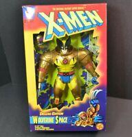 ToyBiz Marvel Deluxe Edition WOLVERINE SPACE X-Men 10 inch Action Figure 1995