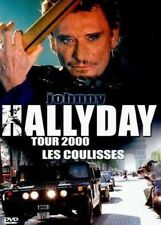 JOHNNY HALLYDAY / TOUR 2000 - LES COULISSES / DVD NEUF SOUS BLISTER