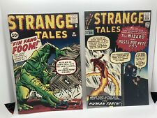 Strange Tales #89,110 SILVER AGE COMIC REPRODUCTIONS -