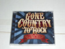 Gone Country '70's Rock, (CD) 2010, NEW, Marty Stuart,  Vince Gill, RARE