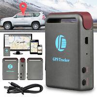Magnetic GPS GSM GPRS Car Van Tracker Vehicle Tracking Locator Anti-Theft Alarm
