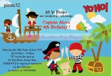 Boys' Greeting Invitations