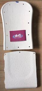 Invacare Aquatec Rio H605 Bathlift / Bath Lift Backrest & Seat Base - Parts