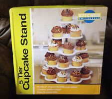Kitchen Collection-5 Tier Cupcake Stand