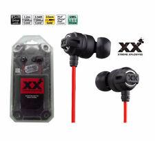 JVC-HA-FX1X. XTREME XPLOSIVES In-Ear Canal Deep Bass Earbuds Headphones