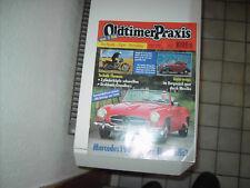 Oldtimer - Praxis Januar 1/1997 - Mercedes 190 SL - nur für Profis ?