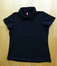 FIT-Z Polo-Shirt * T-Shirt * schwarz Gr. M 164/170 Sommer JAKO-O FITZ Poloshirt