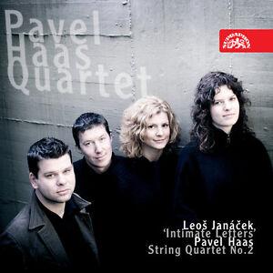 PAVEL HAAS QUARTET: JANACEK, HAAS (CD)