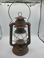 Vintage Dietz No2 D Lite Kerosene Oil Lantern Ny Usa Railroad Barn Orig Globe