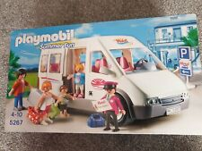 Playmobil 5267 Summer Fun Hotel Shuttle Bus Set +Figures Brand New