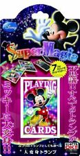 Card_game Tenyo Japan 116104 CARD MAGIC MICKEY MOUSE (Magic Trick) SB