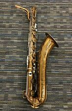 Martin Handcraft Imperial Baritone Saxophone overhauled and ready to go!!!! NR!!