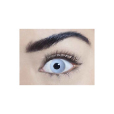 Zombie Grey Contact Lens 1 Day Use Only
