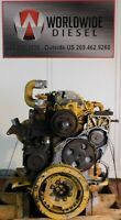 1997 CAT 3116 Diesel Engine, 170HP. Good For Rebuild Only.
