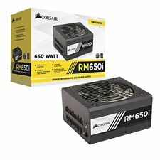 Corsair RM650i RMi Series 650 Watt Fully Modular Power Supply Unit