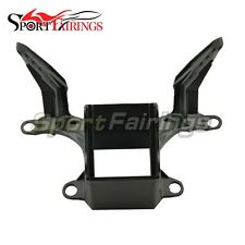 Black Upper Fairing Stay Bracket Replacement For YAMAHA YZF R6 2008-2015