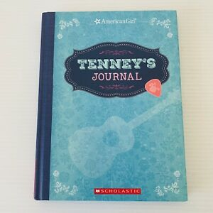 Tenney's Journal American Girl, GUC, Scholastic, FREE POST
