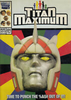 Titan Maximum - Season 1 New DVD