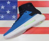 Under Armour Drive 4 Basketball Shoes SAMPLE Blue Black UA [1298309-003] Mens 9
