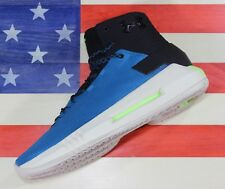 Under Armour Sample Drive 4 Basketball Shoes Blue Black UA [1298309-003] Mens 9