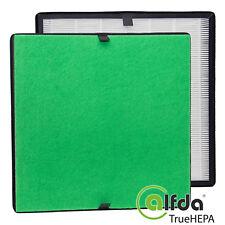 alfdaTrueHEPA Ersatzfilter für Luftreiniger alfda ALR550 Comfort