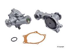 Engine Water Pump-NPW WD EXPRESS fits 89-92 Mitsubishi Galant 2.0L-L4