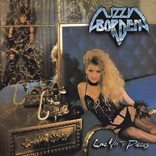 Lizzy Borden - Love You to Pieces 80´s US Metal BR edition w/ 4 BONUS tracks
